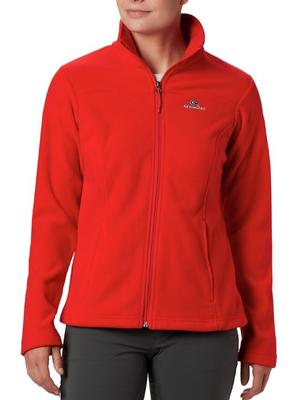 Georgia Columbia Women's Give and Go Full Zip Jacket