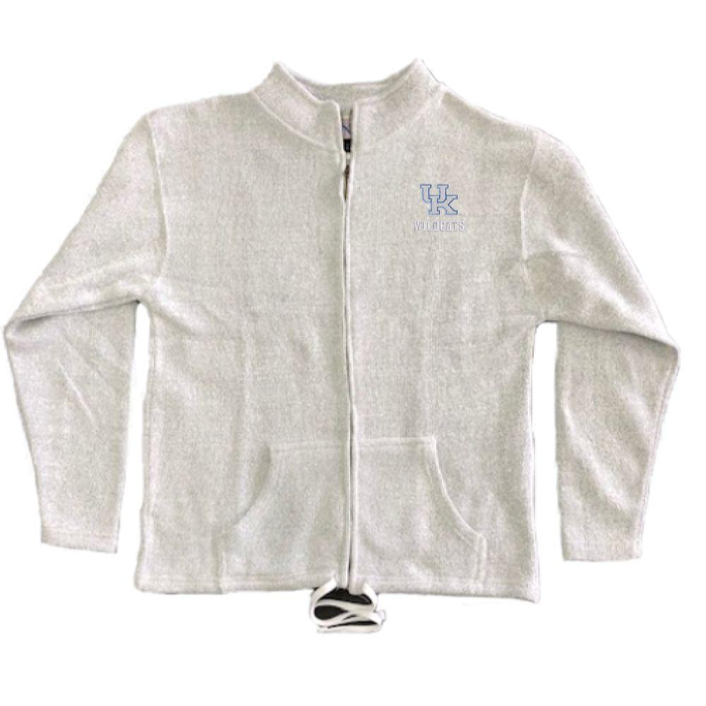 Kentucky Nitro Nantucket Full Zip Fleece