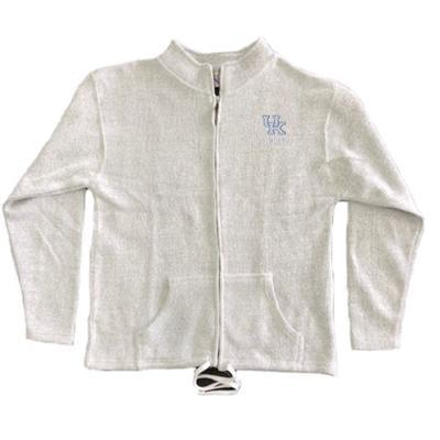 Kentucky Nitro Nantucket Full Zip Fleece