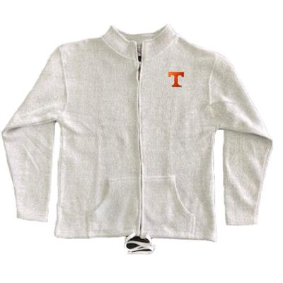 Tennessee Nitro Nantucket Full Zip Fleece