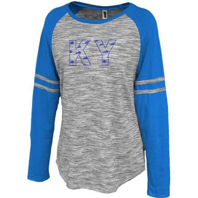 Kentucky Nitro Space Dyed Raglan Sleeve