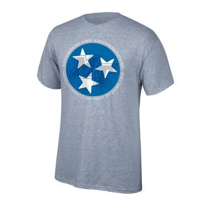 MTSU Tri-Star Logo Tee Shirt