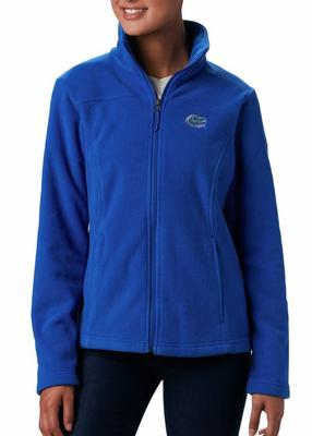 Florida Columbia Women's Give and Go Full Zip Jacket - Plus Sizes