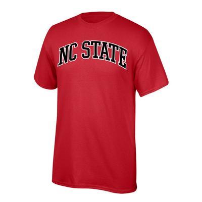 NC State Boys Arch Logo Tee Shirt