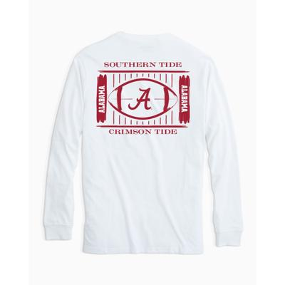 Alabama Southern Tide Stadium L/S Shirt
