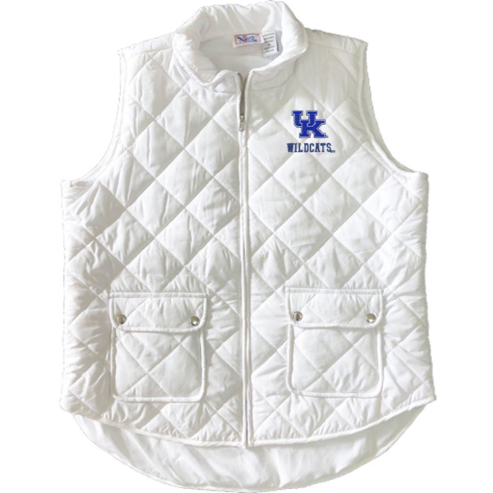 Kentucky Nitro Snap Pocket Vest - Plus Sizes