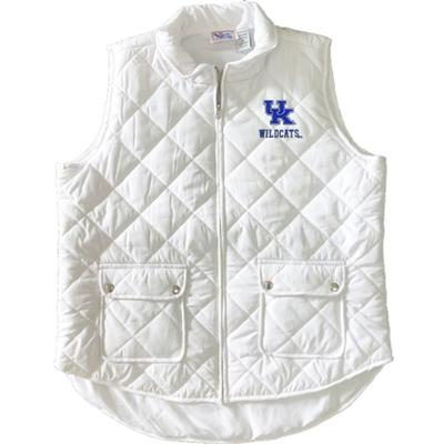 Kentucky Nitro Snap Pocket Vest - Plus Sizes