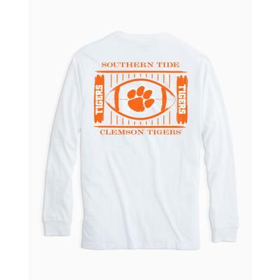 Clemson Southern Tide Stadium L/S Shirt
