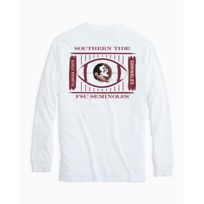 FSU Southern Tide Stadium L/S Shirt