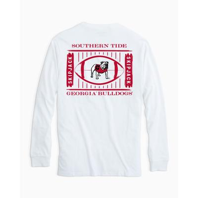Georgia Southern Tide Stadium L/S Shirt