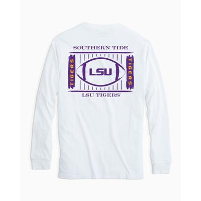 LSU Southern Tide Stadium L/S Shirt