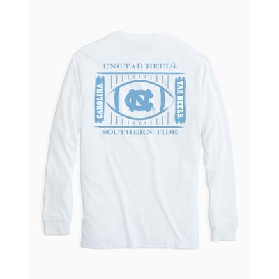 UNC Southern Tide Stadium L/S Shirt