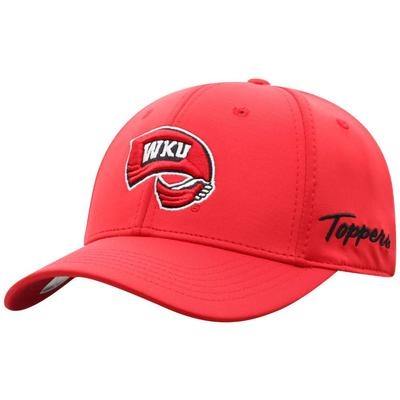 Western Kentucky Logo Phenom Memory Flex Fit Hat