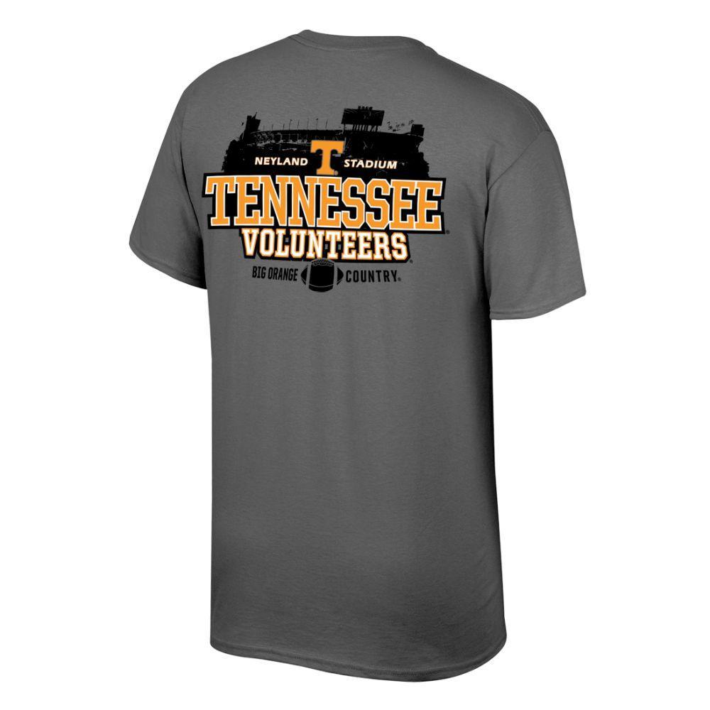Tennessee Stadium Shadow Tennessee Volunteers Tee Shirt