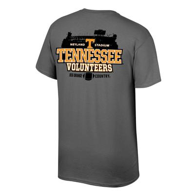 Tennessee Stadium Shadow Tennessee Volunteers Tee Shirt