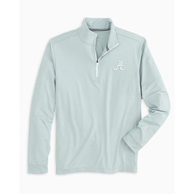 Alabama Southern Tide Quarter Zip Pullover