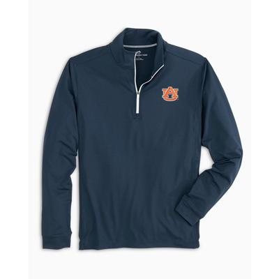 Auburn Southern Tide Quarter Zip Pullover