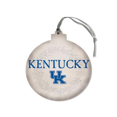 Kentucky Legacy Laurel's Round Ornament