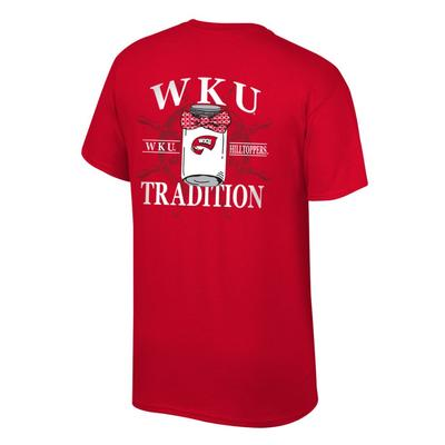 Western Kentucky Women's WKU Tradition with Jar Tee Shirt