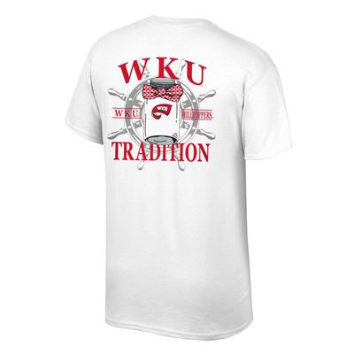 Western Kentucky Women's WKU Tradition with Jar Tee Shirt