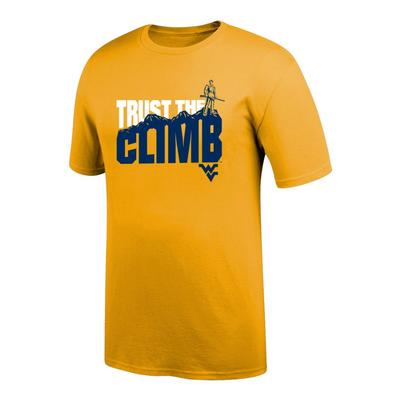 West Virginia Incline Trust the Climb Tee Shirt