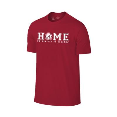 Alabama Women's Home with Badge Logo Tee Shirt