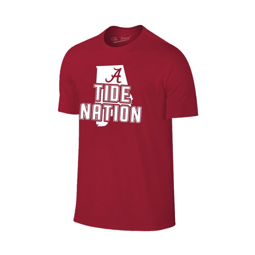 Alabama Tide Nation Tee Shirt