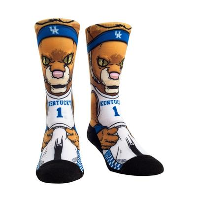 Kentucky Rock'em Hyperoptic Mascot Socks