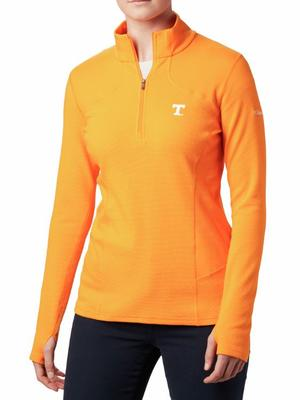 Tennessee Columbia Women's Dream Ridge 1/2 Zip Pullover