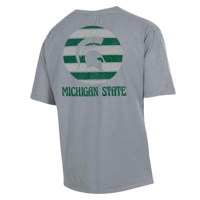 Michigan State ComfortWash Sunset Pocket Tee