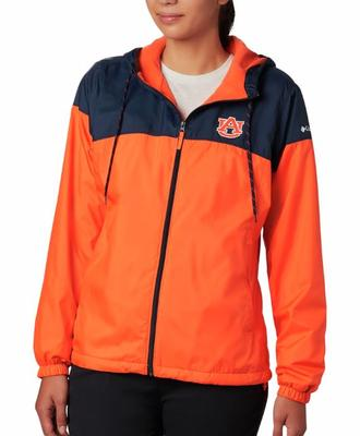 Auburn Columbia Women's Fast Forward Lined Jacket