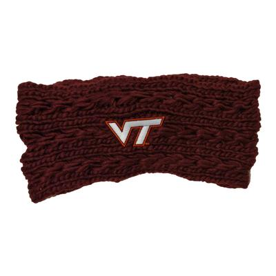 Virginia Tech Women's Knit Twist Headband