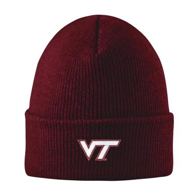 Virginia Tech North Pole Cuffed Knit Hat