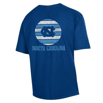 UNC ComfortWash Sunset Pocket Tee