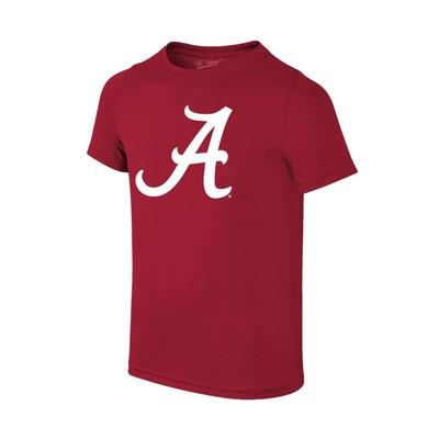 Alabama Youth Giant A Logo Tee Shirt