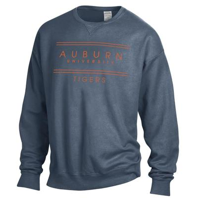Auburn ComfortWash Double Bar Sweatshirt