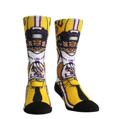 LSU Rock'em Hyperoptic Playmaker Socks