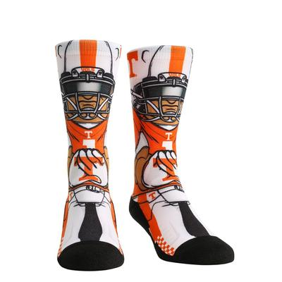 Tennessee Rock'em Hyperoptic Playmaker Socks