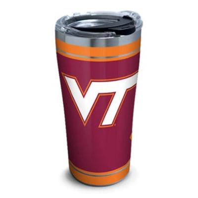 Virginia Tech Tervis Stainless Steel Campus Tumbler