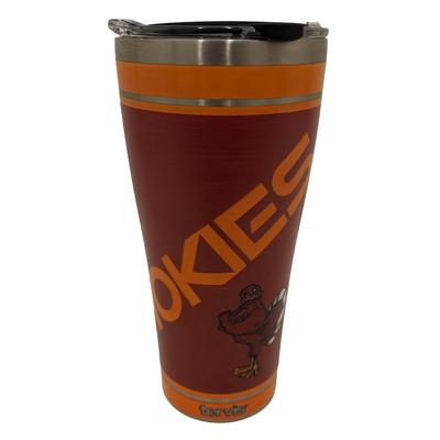 Virginia Tech Tervis Stainless Steel Campus Tumbler (30 oz)