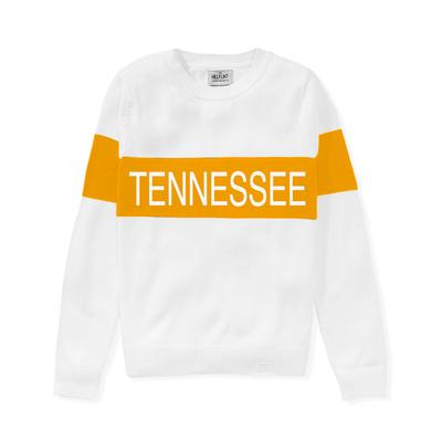 Tennessee Hillflint Women's Stripe Sweater