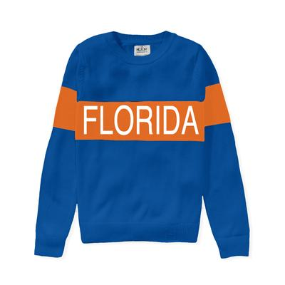 Florida Hillflint Women's Stripe Sweater