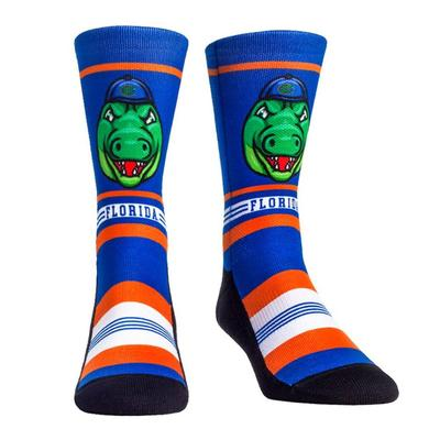 Florida Rock'em Mascot Single Face Socks