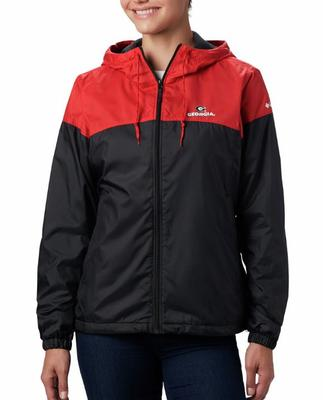 Georgia Columbia Women's Fast Forward Lined Jacket