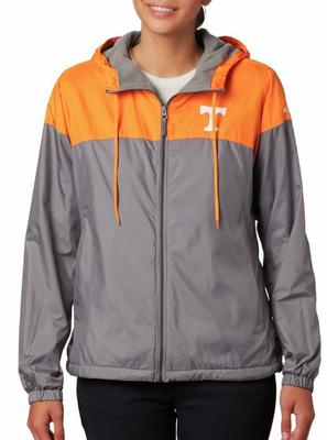 Tennessee Columbia Women's Fast Forward Lined Jacket