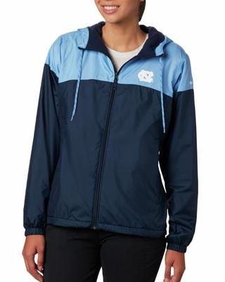 UNC Columbia Women's Fast Forward Lined Jacket