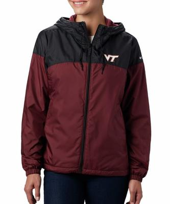 Virginia Tech Columbia Women's Fast Forward Lined Jacket
