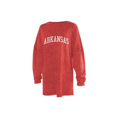 Arkansas Chicka-d Women's Big Shirt