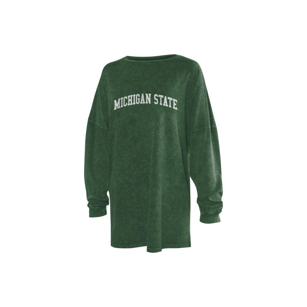 Michigan State Chicka- D Women's Big Shirt