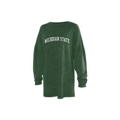 Michigan State Chicka-d Women's Big Shirt